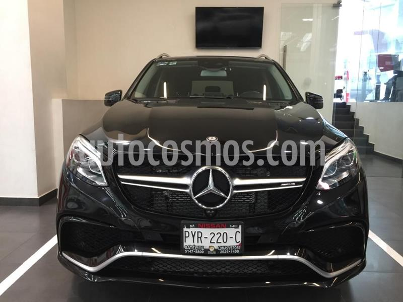 Mercedes Clase GLE SUV 63 AMG usado (2016) color Negro precio $899,900