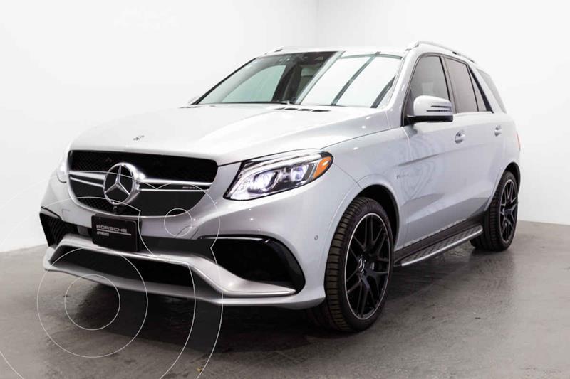 Mercedes Clase GLE SUV 63 AMG usado (2018) color Plata precio $920,000