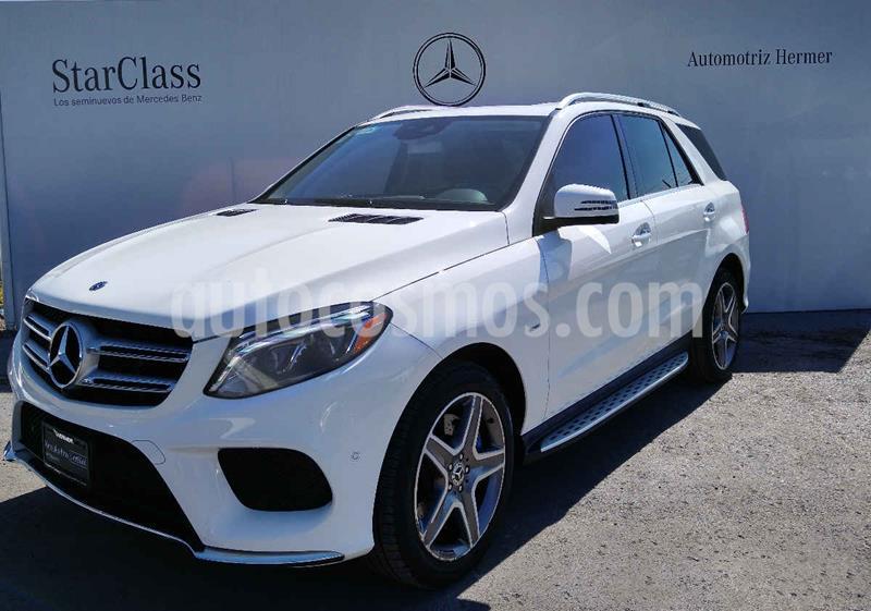 Mercedes Clase GLE SUV 500e usado (2018) color Blanco precio $899,900