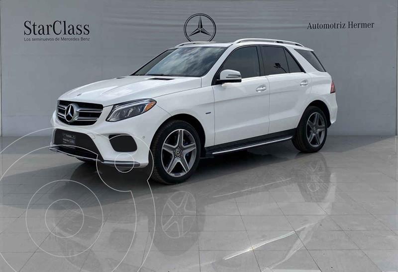 Mercedes Clase GLE SUV 500e usado (2018) color Blanco precio $869,900