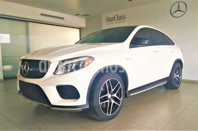 Mercedes Clase GLE Coupe 450 AMG Sport usado (2017) color Blanco precio $750,000