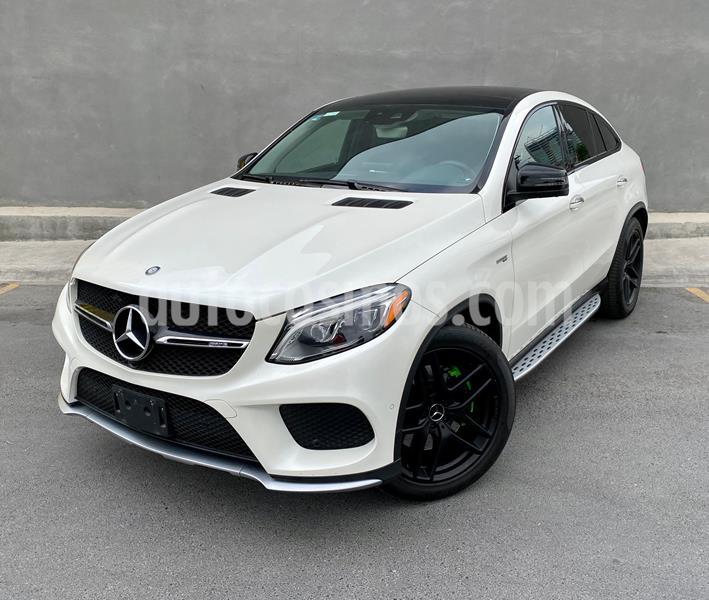 Mercedes Clase GLE Coupe 43 AMG usado (2017) color Blanco precio $790,000