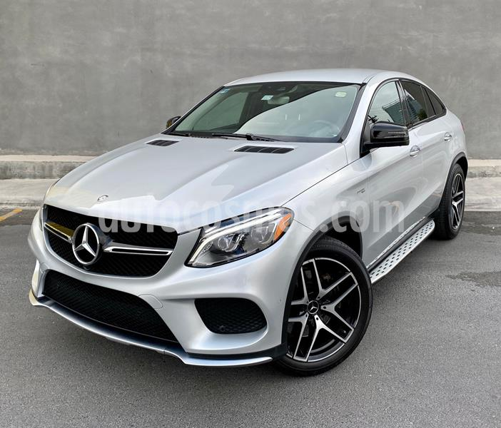Mercedes Clase GLE Coupe 43 AMG usado (2017) color Plata Dorado precio $880,000