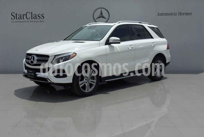 Mercedes Clase GLE SUV 350 Exclusive usado (2018) color Blanco precio $719,900