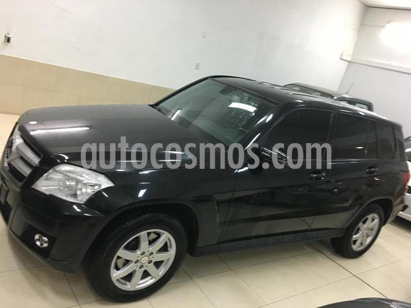 Mercedes Clase GLK 300 City usado (2010) color Negro precio $1.350.000