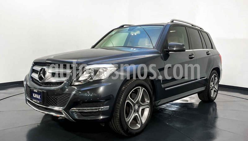 Mercedes Clase GLK 300 Off Road usado (2013) color Gris precio $327,999