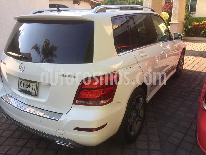 Mercedes Clase GLK 300 Off Road Sport usado (2015) color Beige Sanidina precio $315,000
