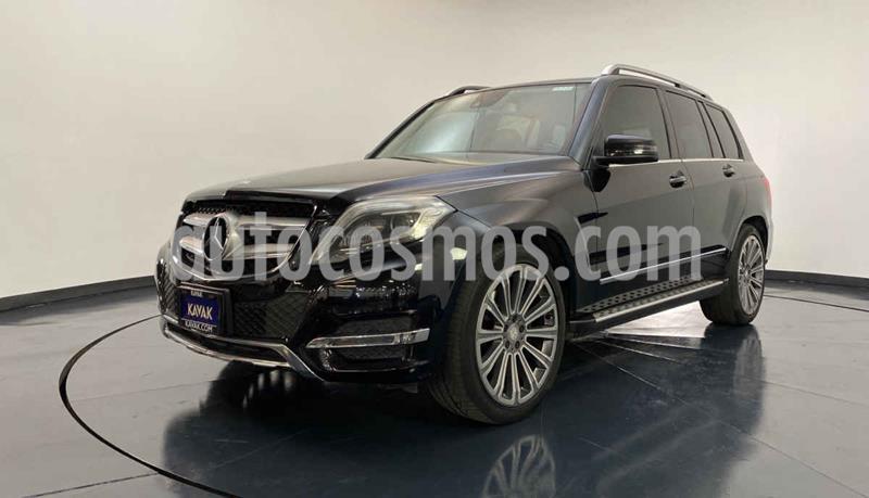 Mercedes Clase GLK 300 Off Road Sport usado (2014) color Negro precio $334,999