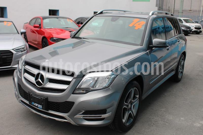 Mercedes Clase GLK 300 Off Road Sport usado (2014) color Gris precio $279,000