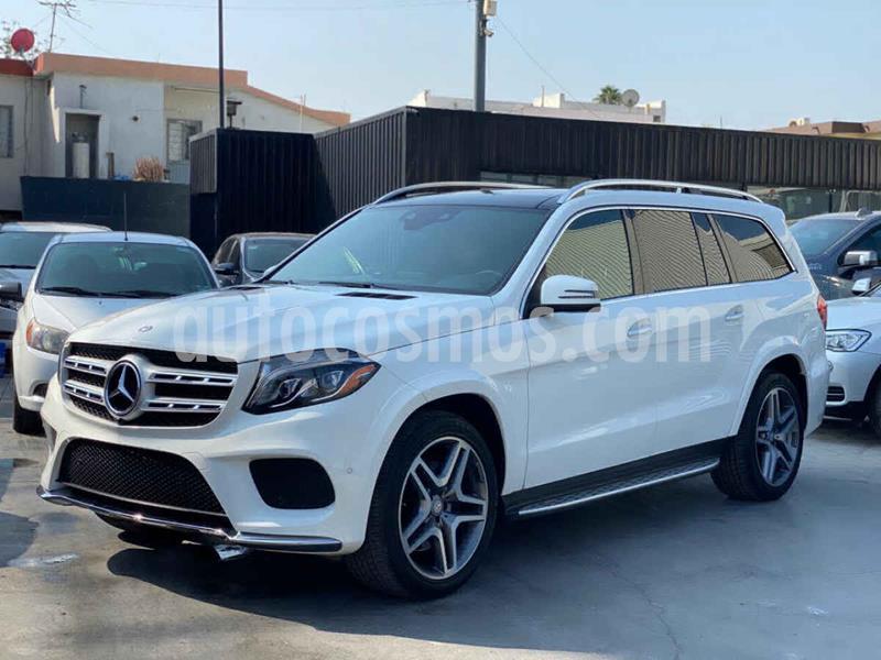 Mercedes Clase GLS 500 usado (2017) color Blanco precio $980,800