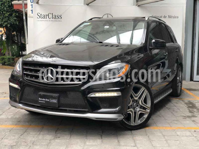 Mercedes Clase M ML 63 AMG usado (2013) color Negro precio $515,000