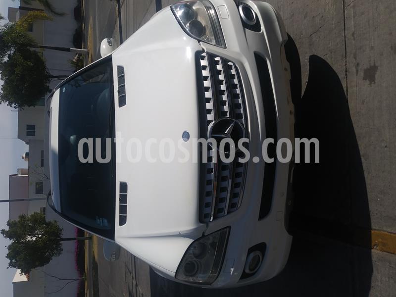 Mercedes Clase M ML 500 (306hp) usado (2006) color Blanco precio $135,000