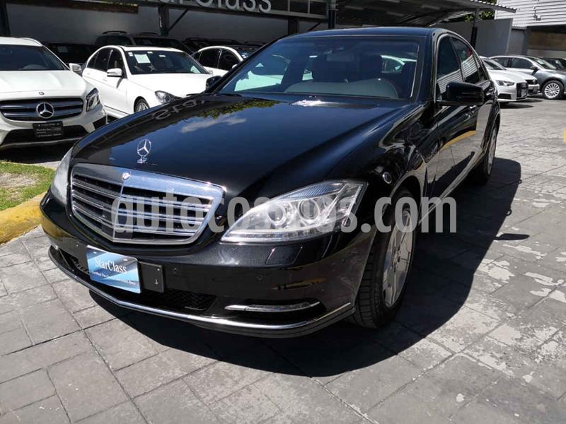 Mercedes Clase S 600 L Guard usado (2013) color Negro precio $1,790,000