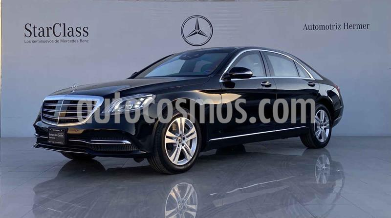 Foto Mercedes Clase S 450 L usado (2020) color Negro precio $2,744,900
