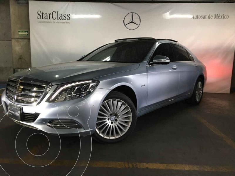 Foto Mercedes Clase S 600 L usado (2017) color Gris precio $1,529,000