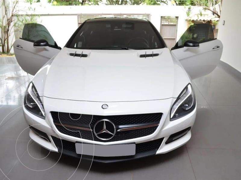 Mercedes Clase SL 320 usado (2015) color Blanco precio $830,000