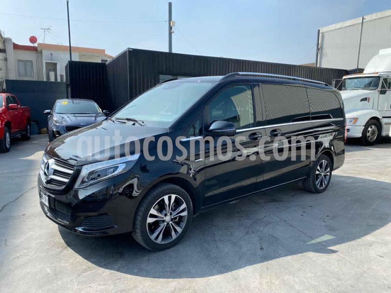 Mercedes Clase V 250 7 Pasajeros usado (2018) color Negro precio $669,800