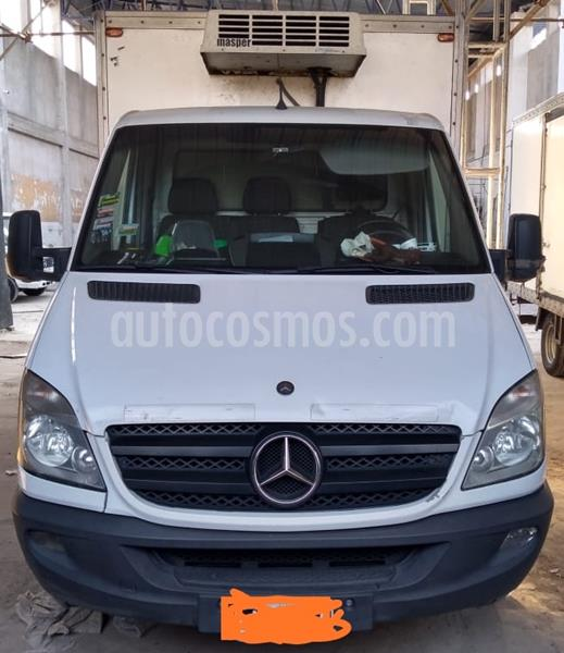Mercedes Sprinter Chasis 516 4325 usado (2012) color Blanco precio $2.800.000