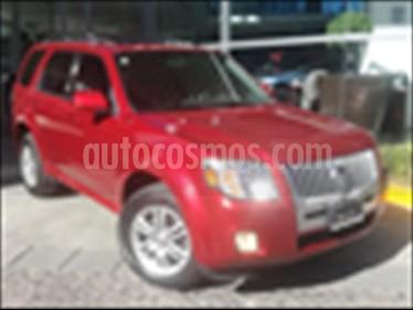 Foto venta Auto usado Mercury Mariner 5p aut equipada 4x2 (2010) color Rojo precio $145,000