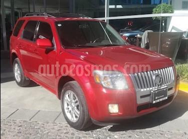 Foto venta Auto usado Mercury Mariner Premier 3.0L (2010) color Rojo Sangria precio $145,000