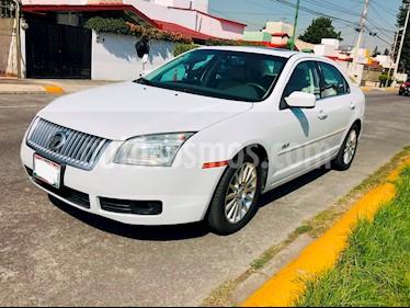 Foto venta Auto usado Mercury Milan Premier (2007) color Blanco precio $97,000