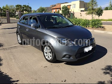 Foto venta Auto usado MG 3 1.5L Com (2014) color Gris precio $4.500.000