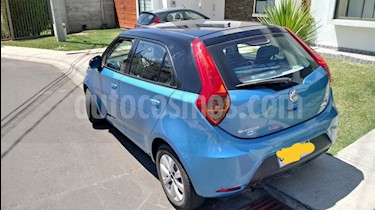 Foto venta Auto usado MG 3 1.5L Std  (2014) color Celeste precio $4.700.000