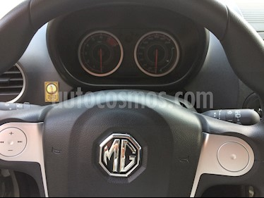 MG 3 1.5L Std  usado (2018) color Plata precio $5.490.000
