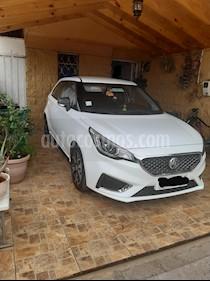 MG 3 1.5L Comfort Plus usado (2019) color Blanco precio $6.100.000