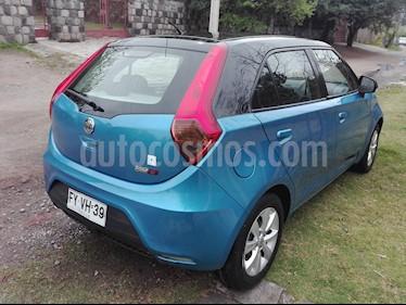 Foto venta Auto Usado MG 3 Comfort 1.5L  (2014) color Azul precio $3.900.000