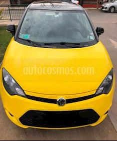 Foto venta Auto usado MG 3 STD 1.5L  (2013) color Amarillo precio $4.200.000