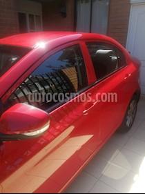 MG 350 Standard  usado (2015) color Rojo precio $4.500.000