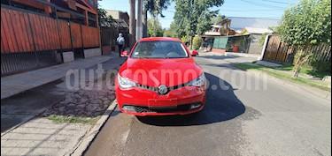 MG GT 1.5L Std usado (2019) color Rojo precio $6.500.000