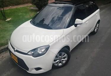 Foto venta Carro usado MG MG3 1.5 Comfort Plus (2014) color Blanco Nieve precio $25.900.000