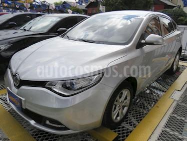MG MG3 1.5 Comfort usado (2019) color Plata precio $44.900.000