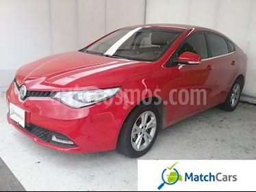 Foto venta Carro usado MG MG5 1.5 Comfort (2018) color Rojo precio $39.990.000