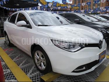 Foto venta Carro usado MG MG6 1.8 Comfort Aut (2018) color Blanco precio $36.900.000