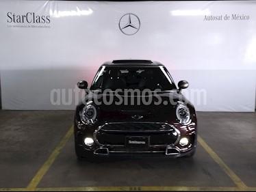 Foto venta Auto usado MINI Cooper Clubman Hot Chili Aut (2017) color Negro precio $419,000