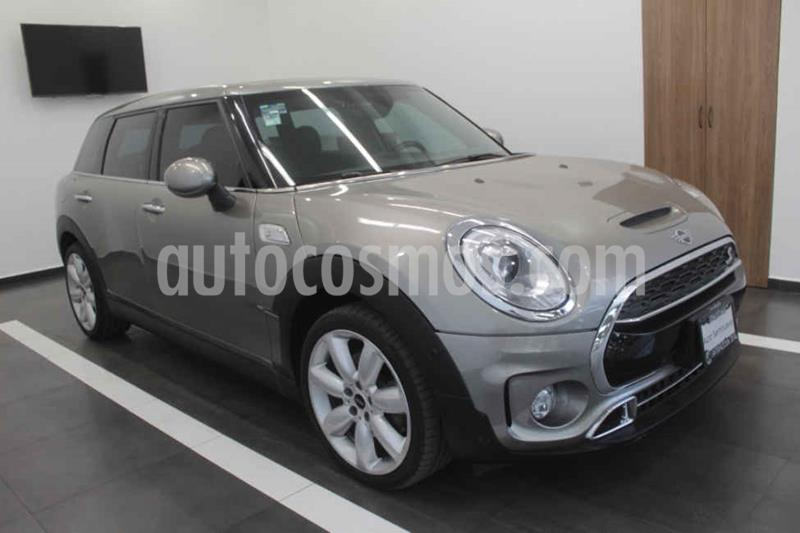 MINI Cooper Clubman S Hot Chili Aut usado (2019) color Gris precio $435,000