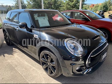 MINI Cooper Clubman S Hot Chili Aut usado (2018) color Negro precio $408,000
