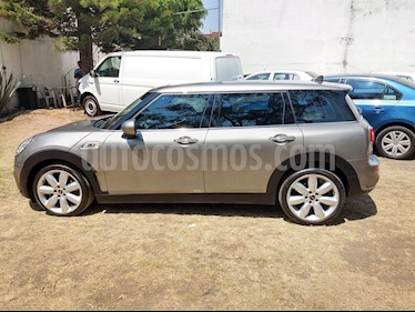 MINI Cooper Clubman S Hot Chili Aut usado (2019) color Bronce precio $480,000