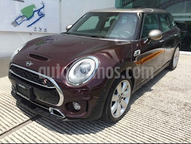 MINI Cooper Clubman S Hot Chili Aut usado (2019) color Vino Tinto precio $415,000