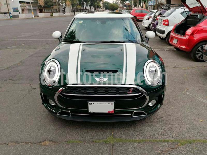 MINI Cooper Clubman S Hot Chili Aut usado (2017) color Verde precio $366,000