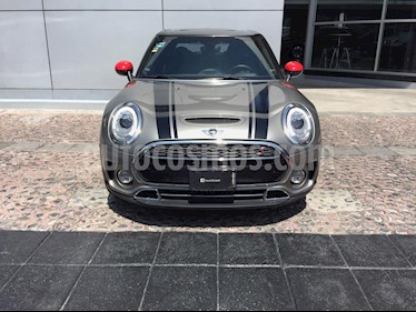 MINI Cooper Clubman S Hot Chili Aut usado (2017) color Gris precio $375,000