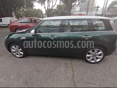 MINI Cooper Clubman S Hot Chili Aut usado (2017) color Verde precio $419,000