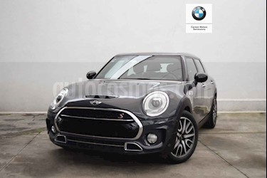 MINI Cooper Clubman S Hot Chili Aut usado (2017) color Gris precio $415,000