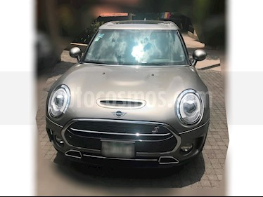 MINI Cooper Clubman S Hot Chili Aut usado (2019) color Plata precio $450,000