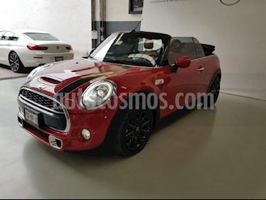 Foto venta Auto usado MINI Cooper Convertible Chili (2018) color Rojo precio $455,000