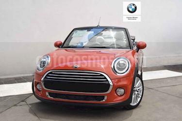 Foto venta Auto usado MINI Cooper Convertible Pepper Aut (2019) color Naranja precio $535,000