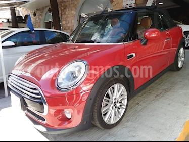 Foto venta Auto usado MINI Cooper Convertible Pepper (2018) color Rojo precio $397,900